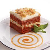 Tarta de Zanahoria con Nueces