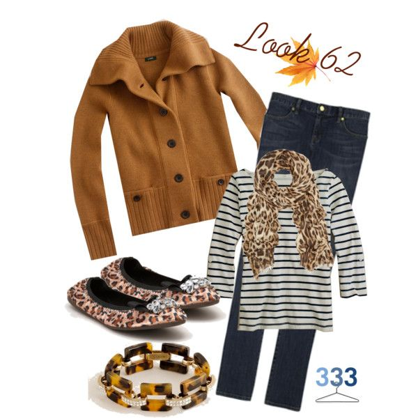 Project 333/Fall Look 62, created by jcrewchick on Polyvore