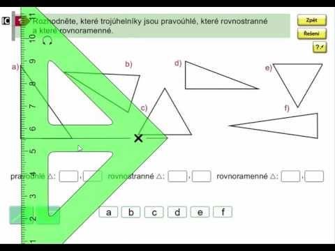 Geometrie pro 4. ročník – strana 43 | Matýskova matematika
