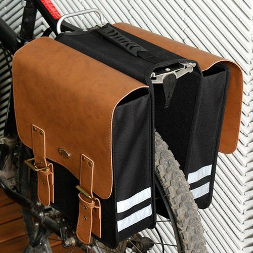 Cycling Bike Sport Bicycle Frame Pannier Front Tube / Rear Rack Seat Pannier Both-side Leather Outdoor Rainproof Waterproof Postman Style Bag Brown FJL http://www.amazon.com/dp/B00K7Q5S8Q/ref=cm_sw_r_pi_dp_4EeNtb1NA0HMBCT6