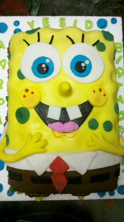 Who lives in a pineapple under the sea...