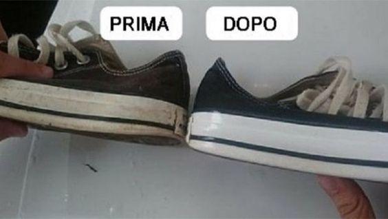 pulizia-scarpe-infallibile