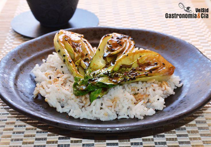 Recetas con arroz aromático para el Lunes sin carne