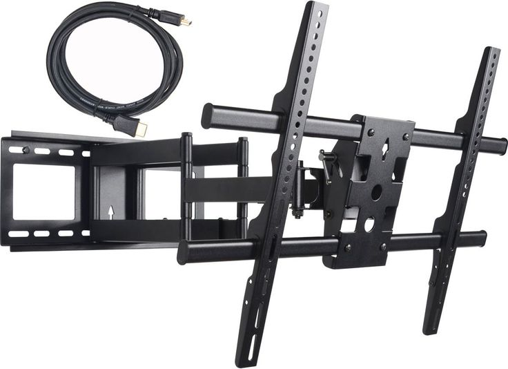 videosecu mw380b dual arms tv wall mount bracket for 32 70 on tv wall mounts id=99971