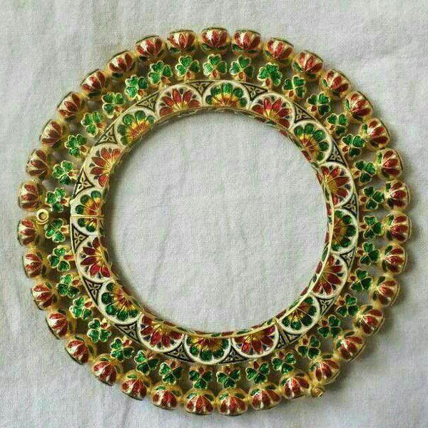 Baangari rajputi jewellry