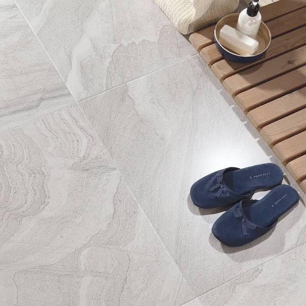kitchen tiles floor light stone