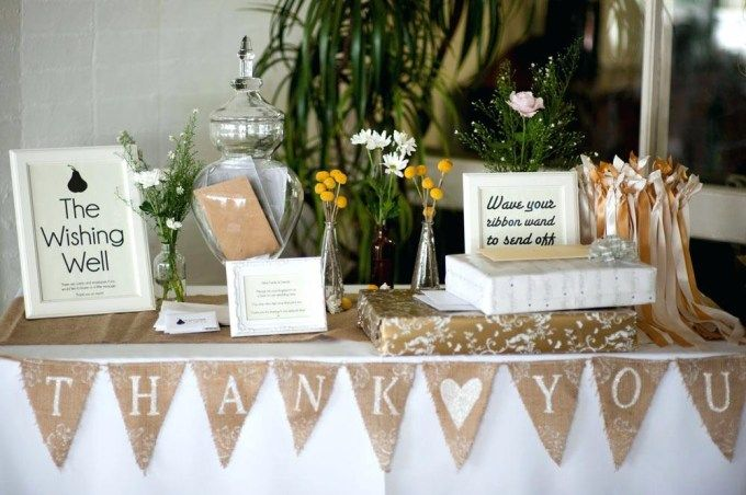 Image Result For Gift Table Decorations For Wedding Gift Table Wedding Rustic Wedding Gift Table Wishing Well Wedding