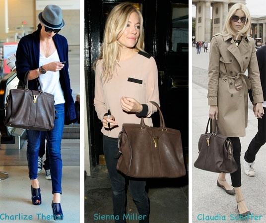 fashioncelebrities with their amazing #YSL Yves Saint Lauren Chyc ...