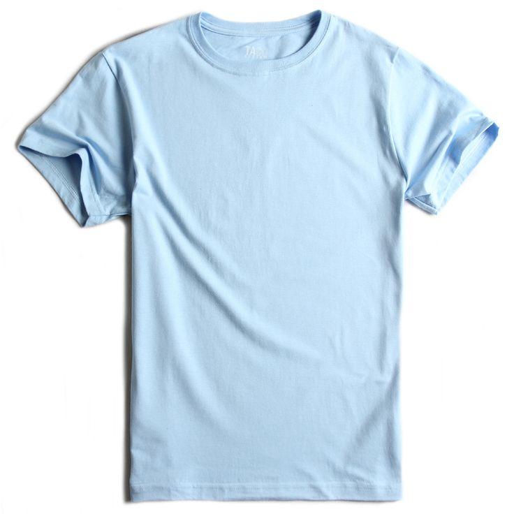 T-shirt-Basica-Fit-Azul-Turquesa-Claro