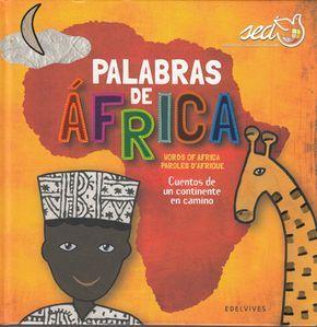 Recopilación de siete cuentos africanos, provenientes cada uno de un país diferente: Mali, Etiopía, Sudán del Sur, Chad, Congo, Mozambique y Camerún. Intentan acercar a los lectores la realidad de sus culturas, huyendo de tópicos y estereotipos; y trasmiten valores como: la amistad, la convivencia, el derecho a la educación y a la salud, la justicia, la igualdad, el respeto al medio ambiente.