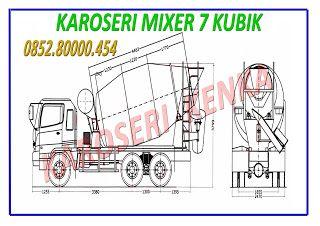 KAROSERI MIXER >> KAROSERI KENKA