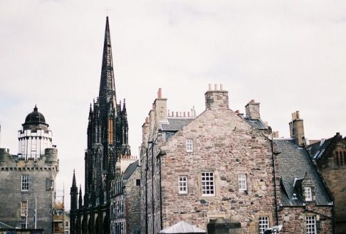 Old Town, Edinburgh.