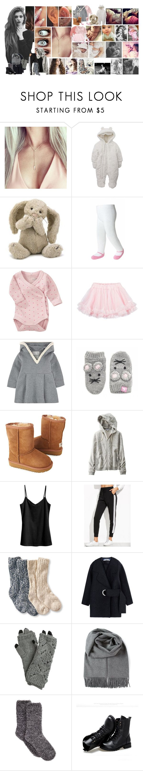 """""""Untitled #772"""" by lykke-boiskov-hansen ❤ liked on Polyvore featuring Jellycat, Ralph Lauren, Name It, LILI GAUFRETTE, Moncler, Joules, UGG Australia, Uniqlo, H&M and L.L.Bean"""