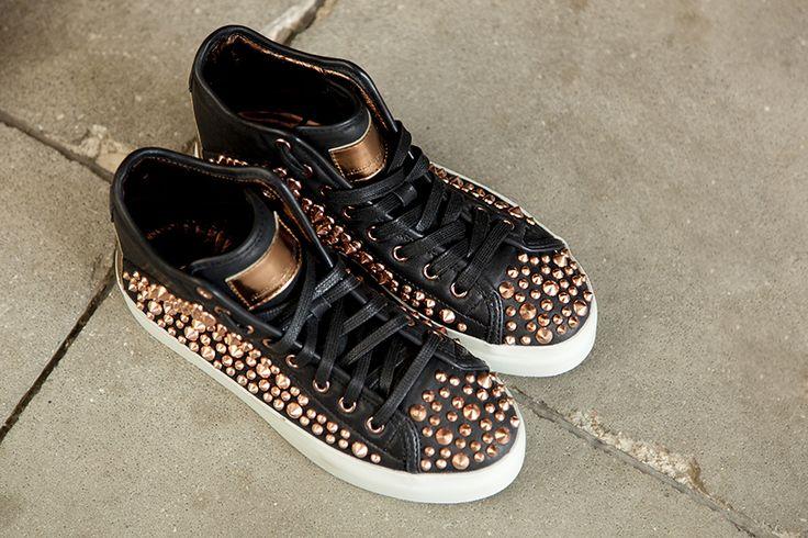 #alexandersmith #new #fashion #shoes #fw1314 #swarovski #strass #studs #leather #luxury #italy  #love #amazing #style #beautiful #original #madeinitaly #stylish
