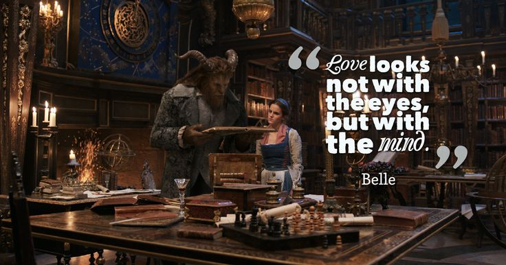 Top 7 Inspirational Quotes from Beauty and the Beast 2017  #BeautyAndTheBeast #quote