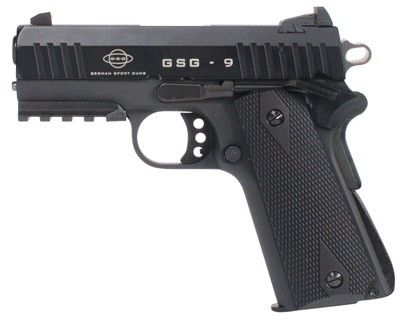 American Tactical Imports G2210GSG9 GSG-922 1911 Pistol .22 LR 3.4in 10rd Black for sale at Tombstone Tactical.