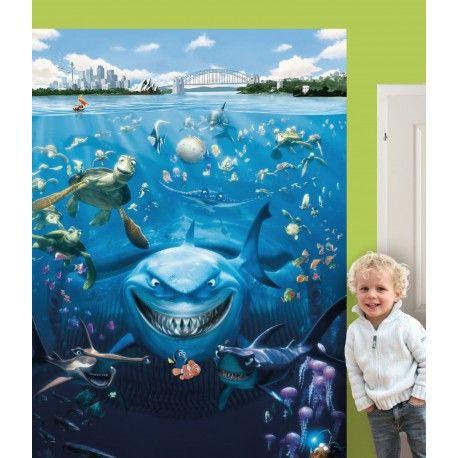Némó nyomában - modern gyerekszoba poszter