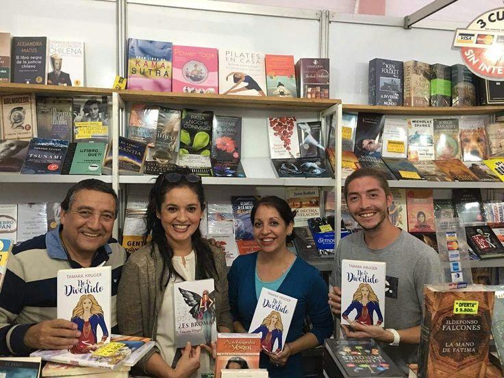Librería Mundilibros. Feria del Libro Plaza de Armas