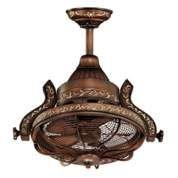 """16"""" Casa Vieja Esquire Rotational Head Ceiling Fan"""