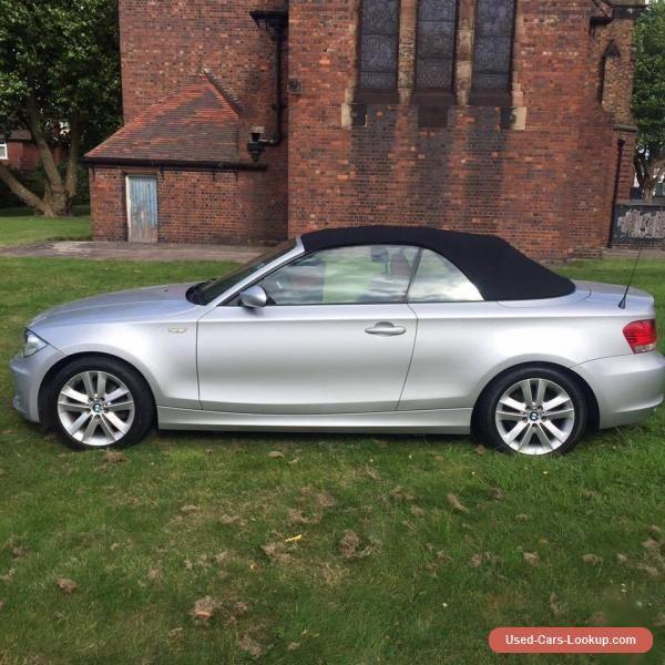 BMW 1 Series 120i M Sport 2dr petrol Cabriolet Convertible 12 Mot  #bmw #forsale #unitedkingdom