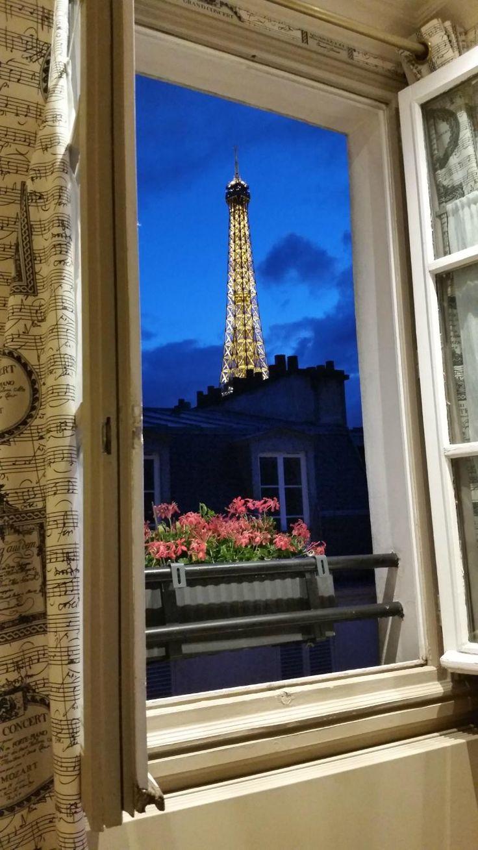 Rick Steves Paris Tour Hotel - Review of Hotel de Londres Eiffel, Paris, France - TripAdvisor