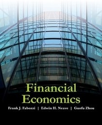 Financial Economics has quickly established itself as a strong and growing market. Introduction to Financial Economics by Frank Fabozzi, Ted Neave, and Gaofu Zhou presents an introduction to basic financial ideas through a strong grounding in microeconomic theory. This calculus based text explores the theoretical framework for analyzing the decisions by individuals and managers of firms, and area which is common to both the financial economics and microeconomics.