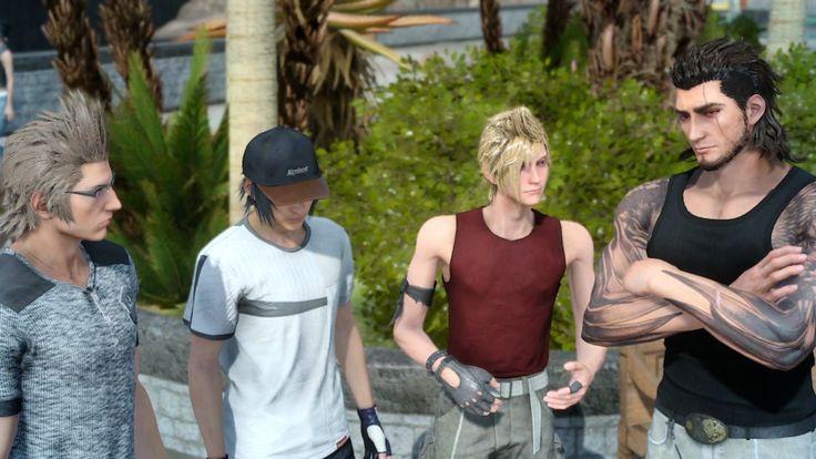 Final Fantasy 15 : Le casting anglais à l'honneur