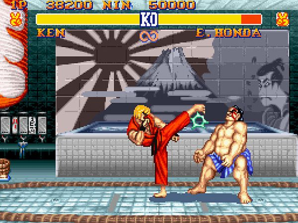 Street Fighter II designer reveals how the series jumped from the first to second installment