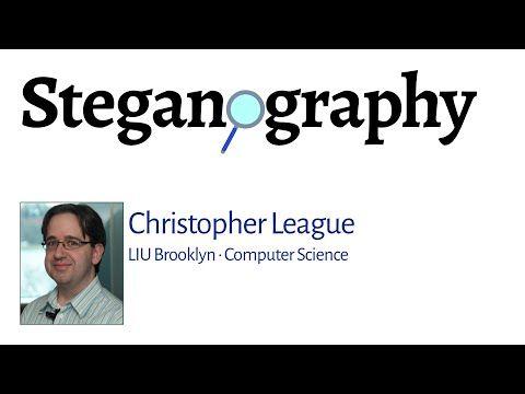 Steganography - YouTube