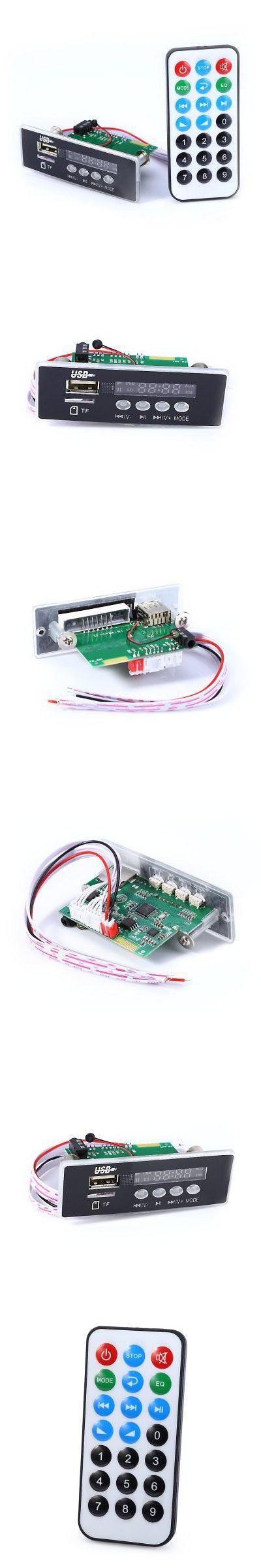 Car Audio | CY66 Bluetooth MP3 / APE Audio Decoder Board $9.90