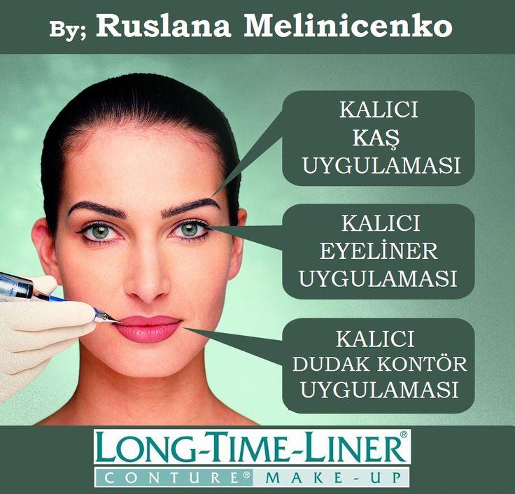 Ruslana Protez Tırnak, İpek Kirpik, Kalıcı Makyaj, Uygulama ve Sertifikalı Eğitim Ürün Satış Merkezi