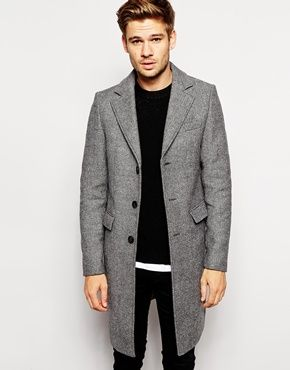 10 best Overcoats images on Pinterest | Topcoat, Herringbone and ...