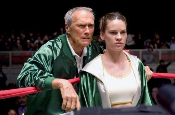 Smart Rating: 94.5Genre: DramaStarring: Clint Eastwood, Hilary Swank, Morgan FreemanFrankie Dunn (Cl... - Lakeshore Entertainment / Warner Bros. Pictures