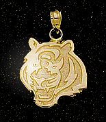 Cincinnati Bengals, NFL football team logo pendant