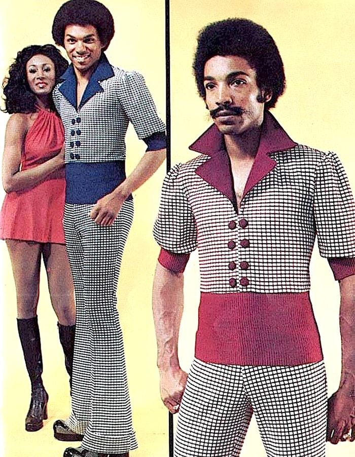 Причины почему мужская мода 70-х годов никогда не вернется к нам обратно.