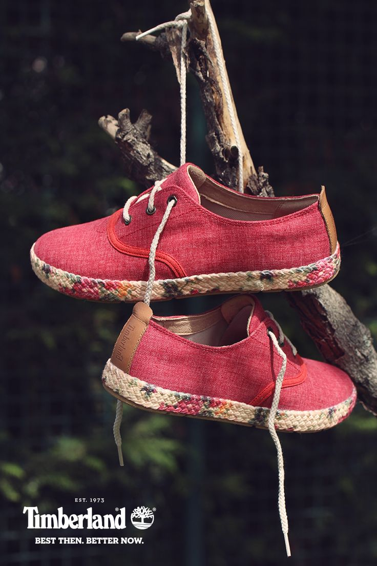 #timberland #red #summer #shoes #officeshoes #fashion