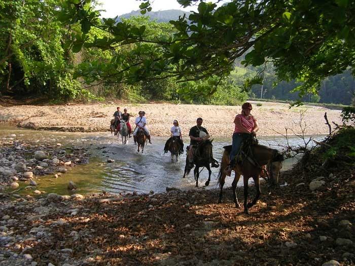 Rancho Montana, horseback vacations in the Dominican Republic