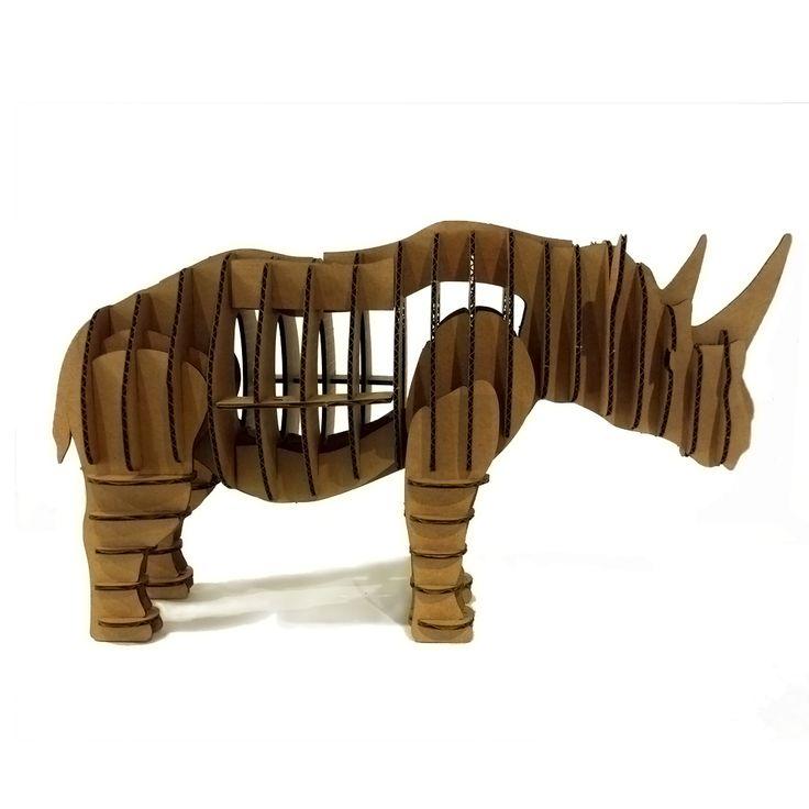 Rinoceronte Juguetes Modelo del Arte de Papel 3d Rompecabezas Para Niños Adultos BRICOLAJE Cartón Animales Rinocerontes Decoración Decoración Niños Regalos Creativos en Rompecabezas de Juguetes y Pasatiempos en AliExpress.com | Alibaba Group