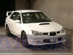 2007 subaru impreza paint colors