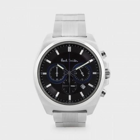 Paul Smith Men's Watches - Black Final Eyes Chronograph Watch