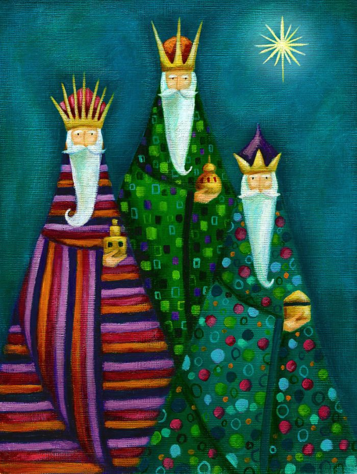 Ileana Oakley - wise men kings religious.jpg