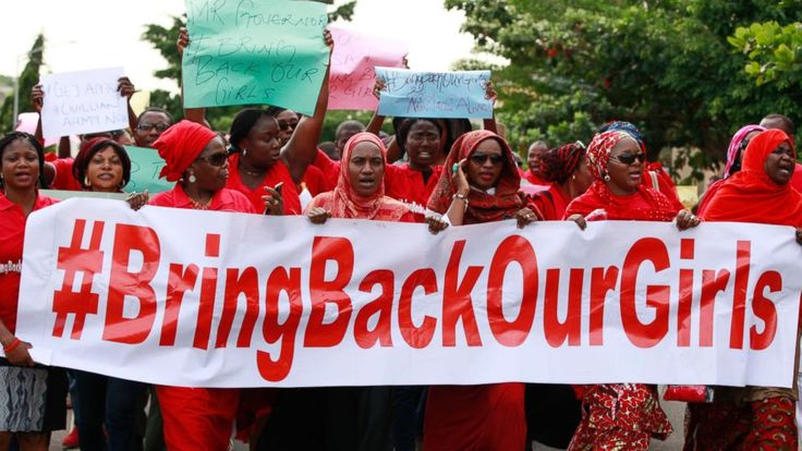 kidnapped nigerian girls