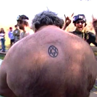 Don Vito got this heartagram ink inside Dent in His Back ...