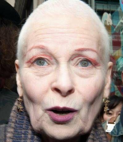76-летний дизайнер Вивьен Вествуд призвала мыться раз в неделю http://actualnews.org/exclusive/202505-76-letniy-dizayner-viven-vestvud-prizvala-mytsya-raz-v-nedelyu.html  Вивьен Вествуд призвала брать с неё пример и мыться не чаще одного раза в неделю. О вреде многократного мытья 76-летний британский дизайнер, основавшая панк-направление в моде, рассказала в интервью корреспондентам издания The Guardian.