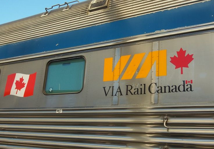 What is it like to be on a Via Rail Canada trip? Find out in my latest!