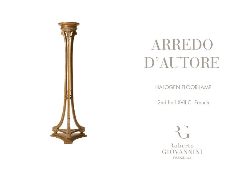Light up the space with this Roberto Giovannini floor lamp!