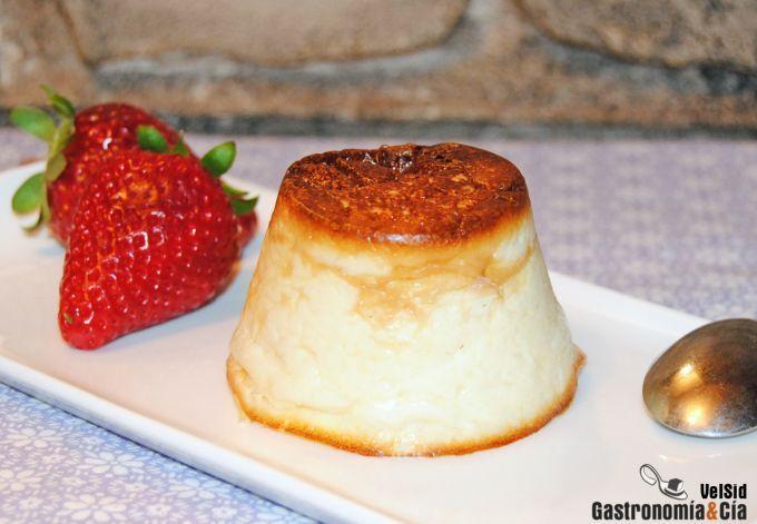Receta de Tarta de queso light. Cheese cake l Diet