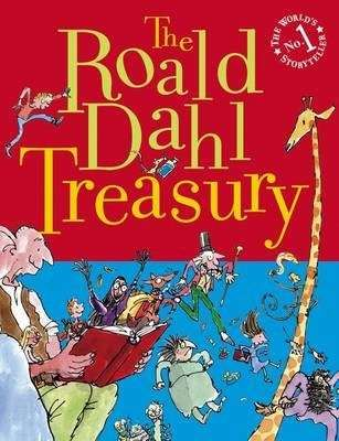 The Roald Dahl Treasury   Buy Online in South Africa   TAKEALOT.com