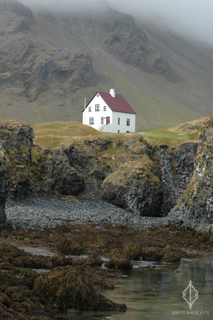 Photographic Journey by Baltic Verse | Little White House, Iceland
