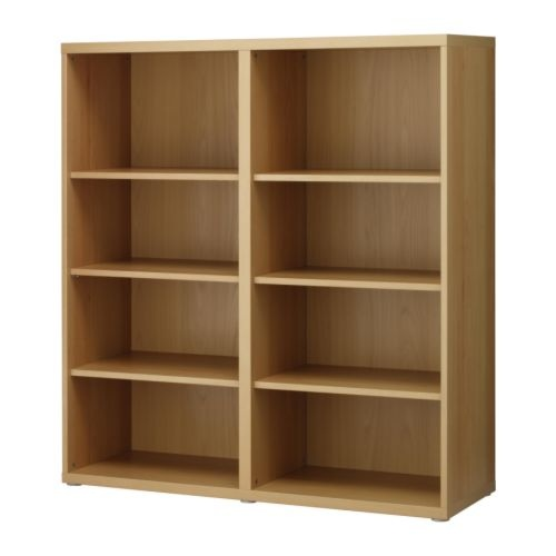 Best 197 Shelf Unit 180 White Black Brown Beech 6